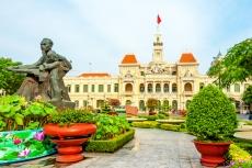 胡志明市/西贡