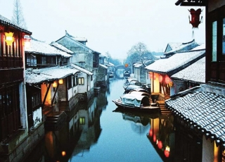 The Grand Canal Cruise in Suzhou