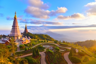 Extension Tour:  Chiang Mai 3 Days including Flights