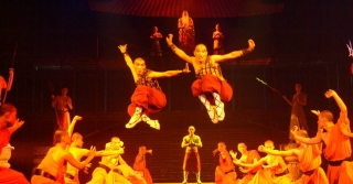 Beijing the Legend of Kung Fu Show