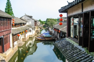 Suzhou Optional Cruise Tour